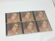 Time Life Music - THE MOZART COLLECTION - WOLFGANG AMADEUS MOZART - 6 CD Set