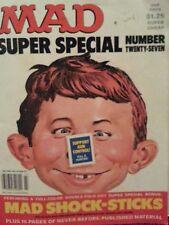 Mad MAGAZINE Super Special Number Twenty-seven 1978