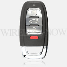 Car Key Fob Keyless Smart Remote For 2011 2012 2013 2014 2015 2016 Audi A1