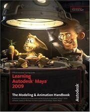 Learning Autodesk Maya 2009 The Modeling & Ani