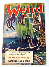 "May, 1953 ""Weird Tales"" Vol. 45, #2 Pulp Magazine"