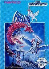 Phelios (Sega Genesis, 1990)