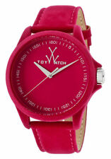 ToyWatch Sartorial Pink Velvet Touch Womens Strap Watch PE03PS