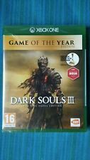 Dark Souls 3 Fire Fades Game of the Year Edition - Xbox One - UK -  New & Sealed