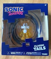 TAILS - Sonic The Hedgehog - Classic Tails Translucent Action Figure -TOMY