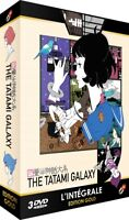 ★ The Tatami Galaxy ★ Intégrale - Edition Gold - Coffret 3 DVD