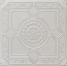 Decorative Ceiling Tiles Styrofoam 20x20 R30A Platinum