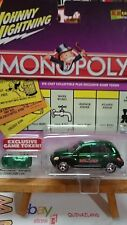 Johnny Lightning Monopoly Chrysler PT Cruiser plus pion KB Toys exclusive (9977)