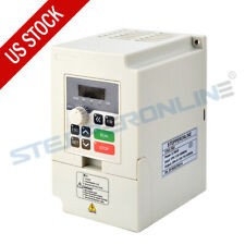 0.75KW 7A 110V 1HP VFD Variable Frequency Drive Motor Inverter for Spindle Motor
