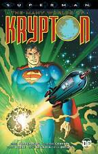 SUPERMAN: THE MANY WORLDS OF KRYPTON TPB Collects World of Krypton Vol 1 & 2 TP