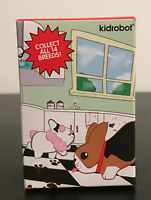 Kidrobot Kibbles and Labbits Blind Box Vinyl Mini Series Brand New
