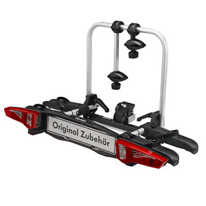 Fahrradträger Basic für die Anhängevorrichtung, für zwei Fahrräder, faltbar
