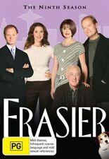 Frasier : Season 9 (DVD, 2008, 4-Disc Set)