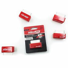 Universal Nitro OBD2 Performance Chip Tuning Box ECU Flasher - Auto Diesel Cars
