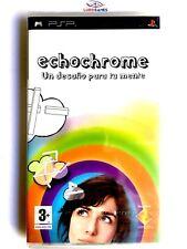 Echochrome Desafío Mente PSP Playstation Nuevo Precintado Roto Sealed New SPA