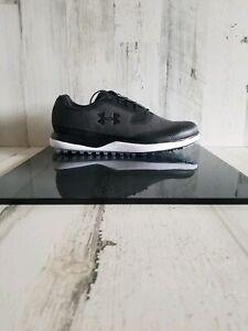 Under Armour UA Tour Tips Knit Golf Shoes 3020991-001 Men's Size 8.5
