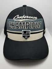 8875af2c941 ... top quality los angeles kings reebok 2014 nhl western conference  champions adjustable hat 6065a 9088e