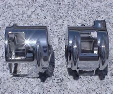 2002-2008 Honda VTX 1800 VTX1800 CHROME SWITCH COVERS