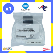 Genuine Konica Minolta 55VAR74900 Double Feed Prevention Roller Assembly B