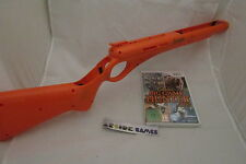 LOT CABELA'S BIG GAME HUNTER 2010 + FUSIL Wii COMPLET (envoi suivi)