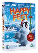 Happy Feet  (UK IMPORT)  DVD NEW