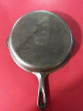 Vintage Griswold Small Logo #800 Cast Iron Chicken Fryer Hinged bottom ONLY