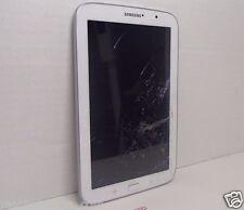 OEM Samsung Galaxy Note 8.0 SGH-I467 Broken Glass Digitizer w/ Good LCD