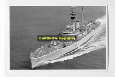 rp7229 - Royal Navy Warship - HMS Andromeda F57 - photo 6x4
