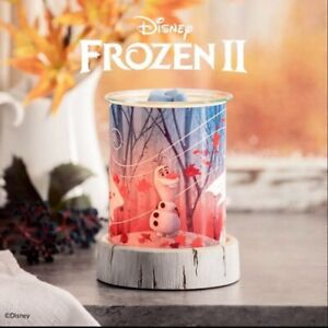 Reveal Your Destiny Warmer Frozen 2 Olaf NIB
