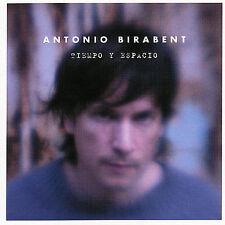 Birabent, Antonio : Tiempo Y Espacio CD