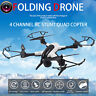 NEW Mini Altitude Hold w/ HD Camera WIFI Selfie Foldable FPV RC Quadcopter Drone