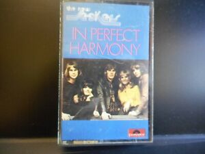 The new Seekers - In Perfect harmony - Music Cassette