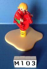 (M103) playmobil cheval à ressort jeux enfants 3416 3552 3497 3195 5300 4279
