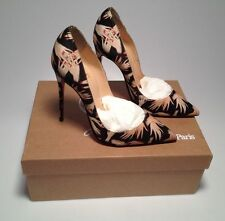 Christian Louboutin Cotton Heels for Women