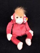 Ty Schweetheart Orangutan Beanie Baby 1999 Soft Plush Stuffed Animal