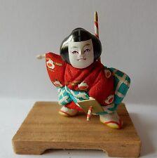 n°4)) Japanese-DOLL (miniature) Yamaha? Kyugetsu? Kimekomi?