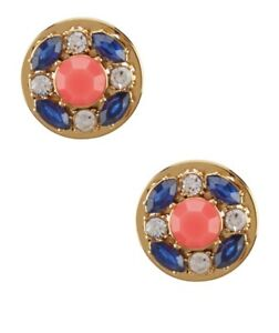 $48 kate spade new york Stud Earrings Jeweled tile SP71A