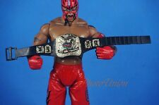 WWE Wrestling Wrestler Figure Heavy Weight Tag Team World Champion Belt A578_C