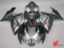 Fairing Fit for Suzuki 2006 2007 GSXR600/750 Injection Mold Plastic Cowl Kit a84