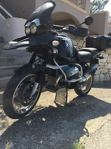 BMW R1100GS R 1100GS 1100 GS bash plate