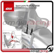 GIVI Fixing kit pièces de rechange pour Givi S650 Baby Ride Child siège