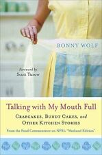 Talking with My Mouth Full: Crab Cakes, Bundt Cake