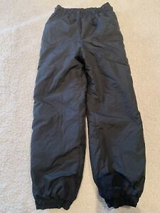 Youth Boys/Girls Colombia Sportswear Fleece Lined Ski, Snow Pants, Size M 10/12