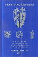 1999 Thomas Moore High School Alumni Directory St. Francis Wisconsin
