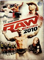 Raw - The Best Of 2010 (DVD, 2011, 2-Disc Set)