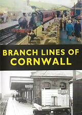 Branch Lines of Cornwall Dvd GWR LSWR Liskeard St Ives Lostwithiel Bude Railways