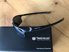 TAGHeuer Sonnenbrille TH 6021, Modell 27, anthrazit, Drehbügel, TOP! UVP 330€