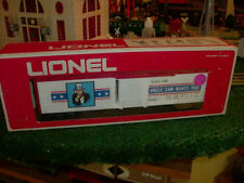 LIONEL TRAINS # 7700  UNCLE SAM REEFER EXCELLENT COND IN BOX 1975 UNC. SHARP