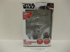 Star Wars RC Millennium Falcon Heliball Remote Control and Force Control in Box