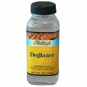 4 Oz. Fiebings Smooth Finish Leather Strip Deglazer U-004Z